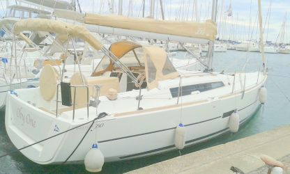 Charter Sailboat Dufour 350 Grand Large Punta Ala