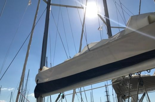 Sailboat Beneteau Cyclades 50.5 for rental