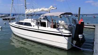 Rental Sailboat Macgregor 26X Münsterlingen