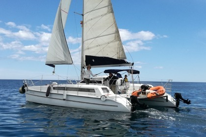 Location Catamaran Pradere&fills EDEL STRAT 35 Gérone