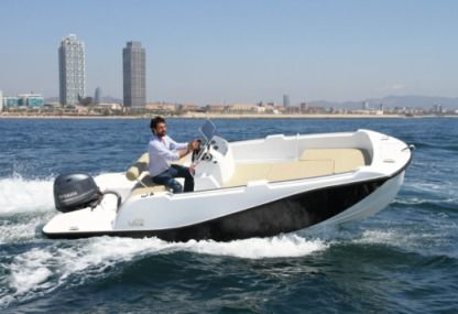 Rental Motorboat V2 Boats 5.0 Sport - Begúr Begur