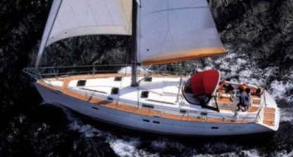 Charter Sailboat Beneteau Oceanis 411 Cabourg