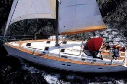 Rental Sailboat BENETEAU OCEANIS 411 Cabourg