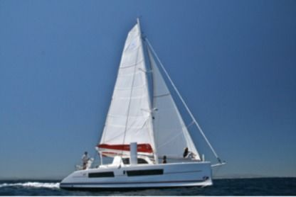Location Catamaran Catana Catana 42 Ci With Watermaker Nouméa