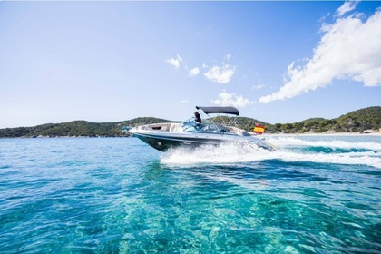 Charter Motorboat Four Winns 28 Ibiza