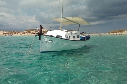 Hire Sailboat Copino 36 Formentera