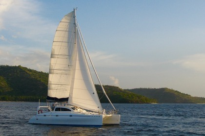 Location Catamaran custom Lombok Explorer Denpasar