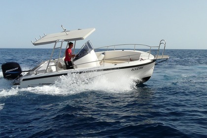 Rental Motorboat Anorti 150 hp Hvar