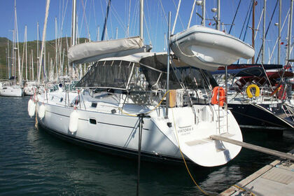 Rental Sailboat BENETEAU 50 Marmaris
