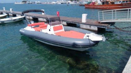 Rental RIB Marlin Marlin 790 Pro Gray Orange Vrsar