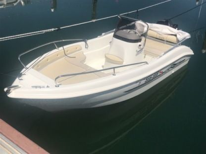 Charter Motorboat Trimarchi Enica 53S Rimini