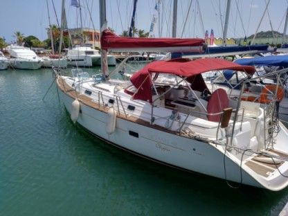 Charter Sailboat Beneteau Oceanis Cliper 411 Borriana