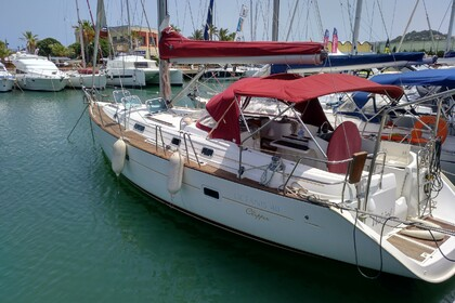 Rental Sailboat Beneteau Oceanis cliper 411 Borriana