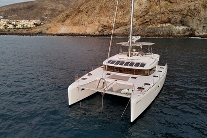 Location Catamaran Lagoon Lagoon 52f Ibiza