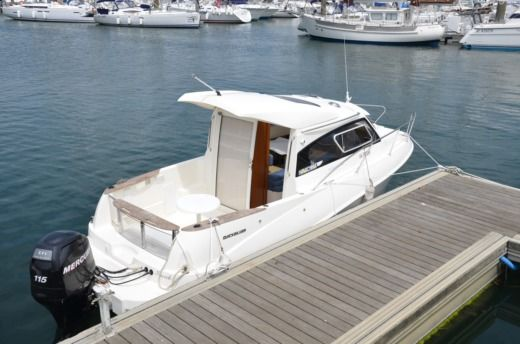 Quicksilver 640 Week-End à Arzon de particuliers et professionnels