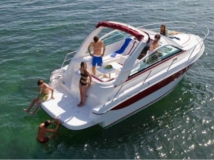 Rental Motorboat St Boat Cancun 260 Arzon