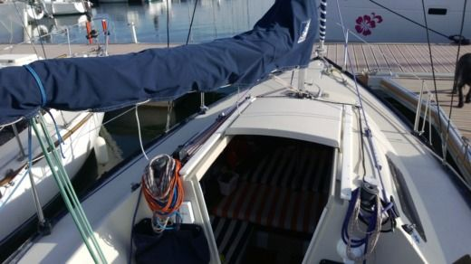 Beneteau First 18 in Brest for hire