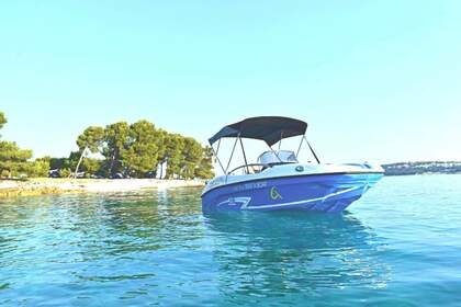 Charter Motorboat Rancraft Rs 5 Rovinj