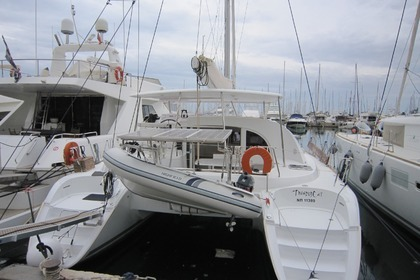 Rental Catamaran LAGOON 380 Laurium