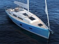 Sailboat Hanse 388 for rental