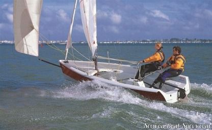 Rental Sailboat Laser Stratos Noirmoutier