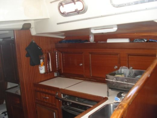 Sailboat CONYPLEX CONTEST 40 for hire