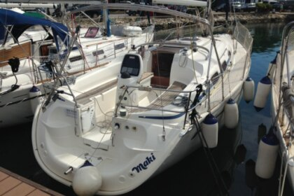 Rental Sailboat Bavaria Cruiser 34 Pula