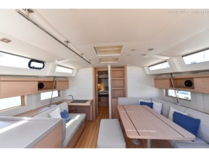Charter Sailboat  Oceanis 46.1 Split