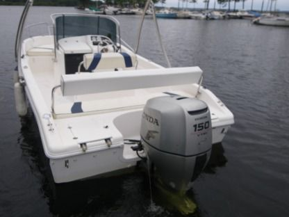 Rental Motorboat Siegel Auto Plus Boot Desige 112 Parentis-en-Born