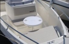Motorboat Quicksilver Activ 555