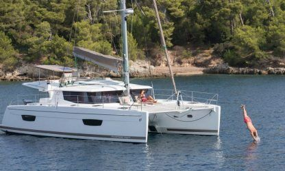 Location Catamaran Fountaine Pajot Helia 44 Îles Vierges britannique