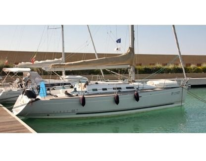 Charter Sailboat Beneteau First 40.7 San Vincenzo
