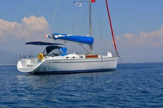 Sailboat Cyclades 50.5 for hire