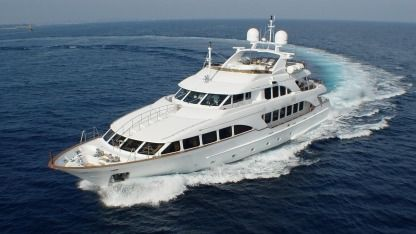 Charter Motorboat M/y Benetti 120 Athens