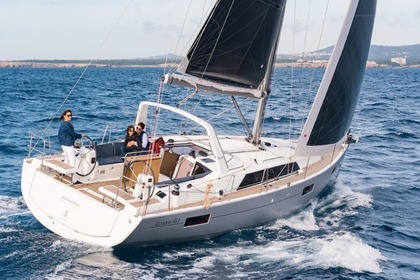 Rental Sailboat BENETEAU OCEANIS 41.1 Roses