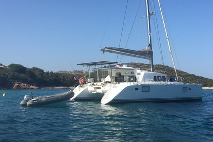Location Catamaran LAGOON 440 Bonifacio