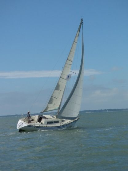 Rental Sailboat Jeanneau Rush Marennes