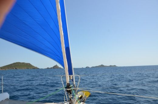 LAGOON 420 in Grimaud peer-to-peer