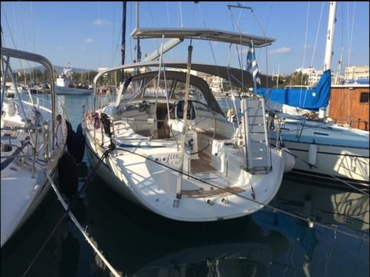 Bavaria 39 Cruiser in Skiathos