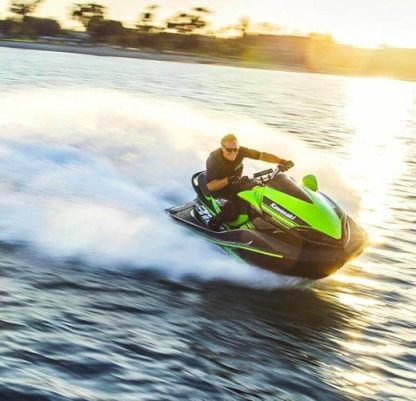 Location Jet-ski Kawasaki Stx-15F local 23