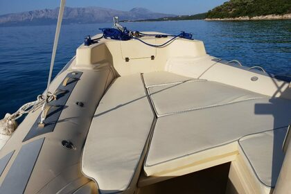Charter RIB SOLEMAR Offshore 25 Lefkada