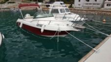 Motorboat Atlantic Marine 650 Wa for hire