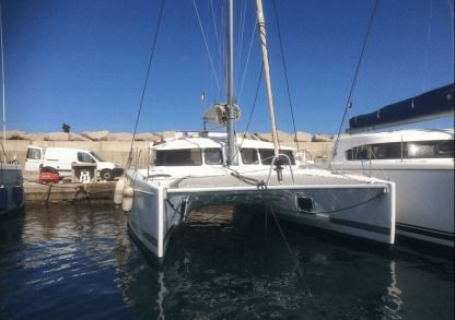 Rental Catamaran Fountaine Pajot Mahe 36 Evolution Ajaccio
