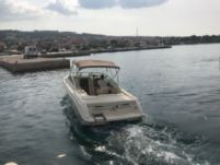 Charter motorboat in Supetar