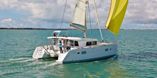 Catamaran Lagoon 400 for rental
