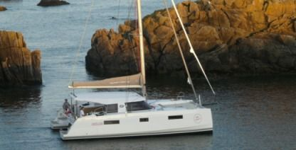 Location Catamaran Nautitech Open 40 Tortola