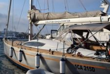 Sailboat Comar Comet 52
