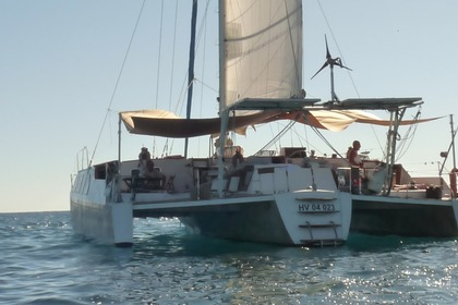 Noleggio Catamarano Plan Langevin triargoz 52 Nosy Be