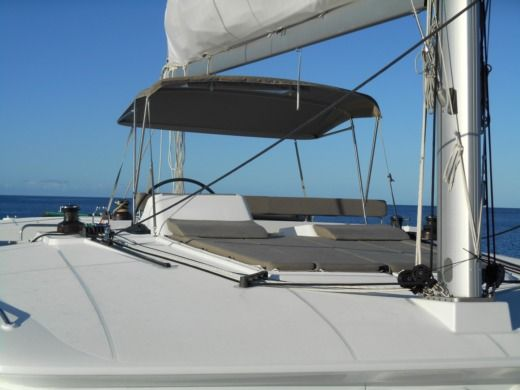 Charter catamaran in Le Marin peer-to-peer