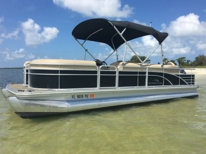 Rental Motorboat Bennington 2275Gs Clearwater